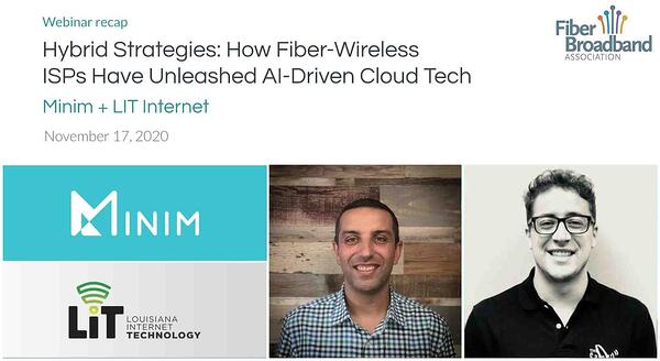 How Fiber-Wireless ISPs Have Unleashed AI-Driven Cloud Tech