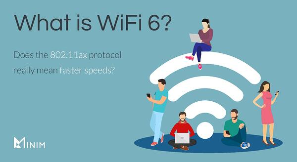 What is WiFi 6?