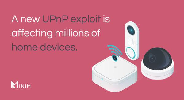 UPnP security exploit
