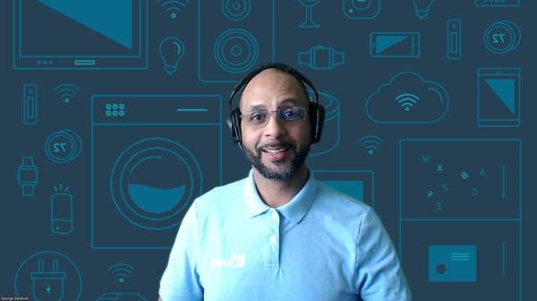 George Zarebski, Director of Customer Success at Minim