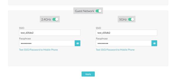 Guest WiFi Network Setup in the Minim Care Portal