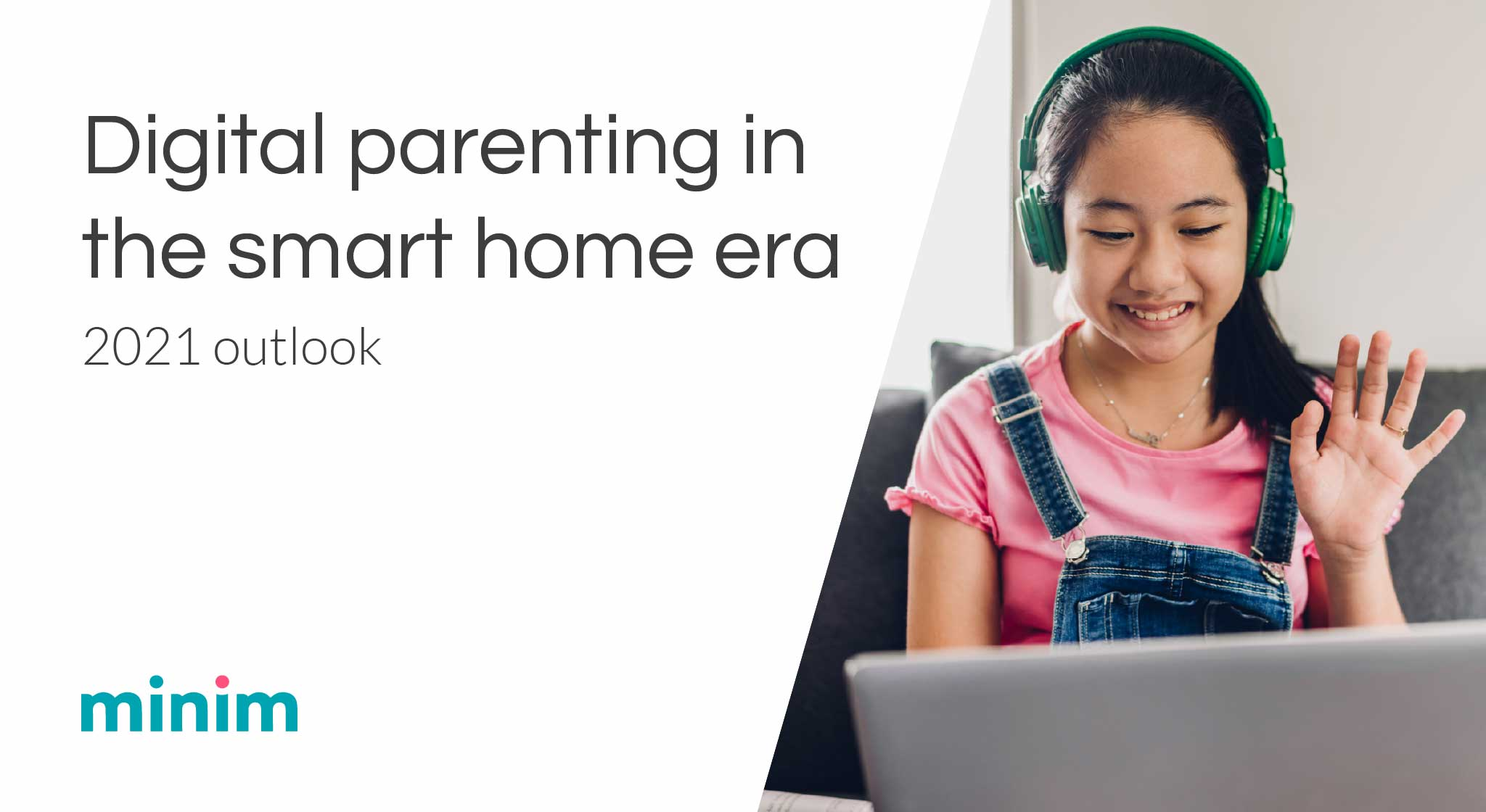 Digital parenting in the smart home era