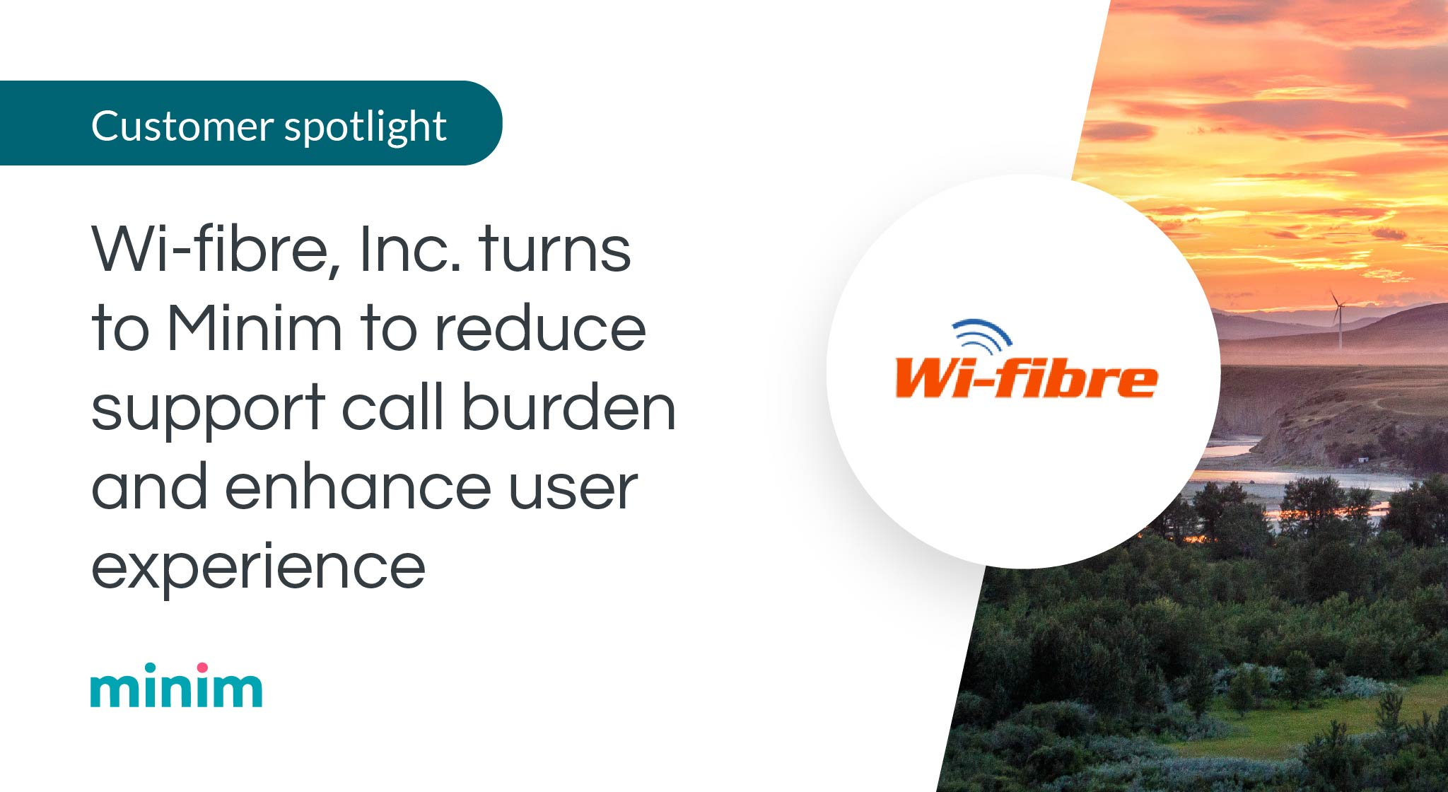 Managed WiFi network improvements: Why Wi-Fibre chose Minim