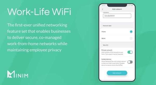 Remote Worker WiFi app