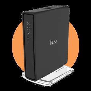 MikroTik hAP ac2 router